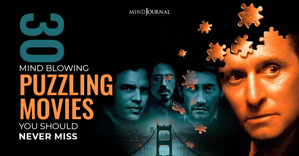 Mind Blowing Puzzling Movies