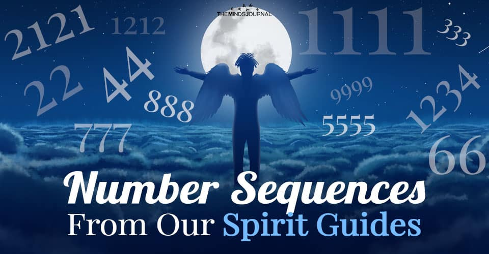 Number Sequences From Our Spirit Guides