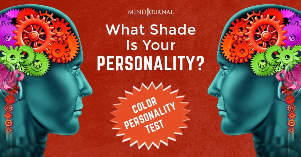 Shade Your Personality Choose Say About Personality