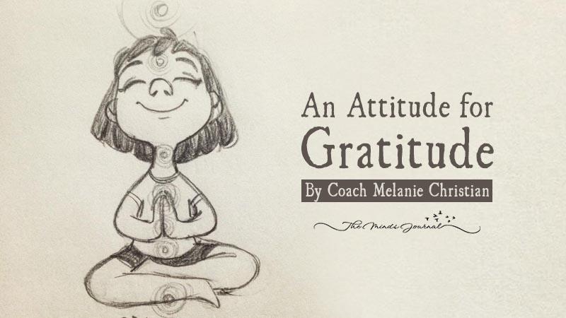 An Attitude for Gratitude