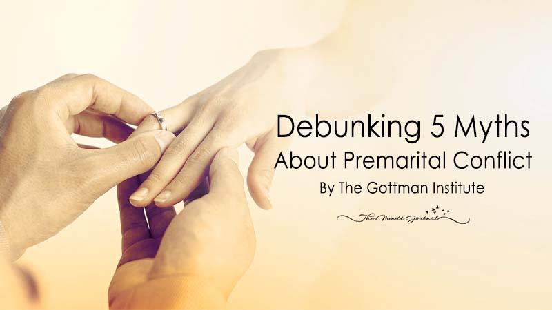 Debunking 5 Myths About Premarital Conflict