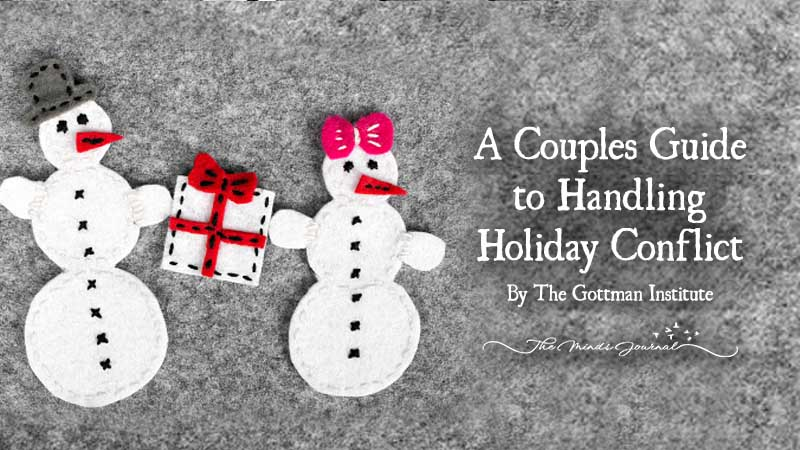 A Couples Guide to Handling Holiday Conflict