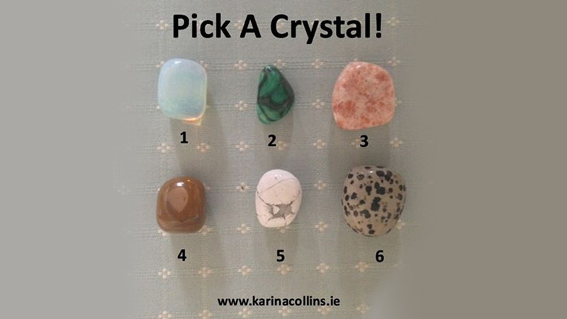 Pick A Crystal – Find Out What It Reveals For You