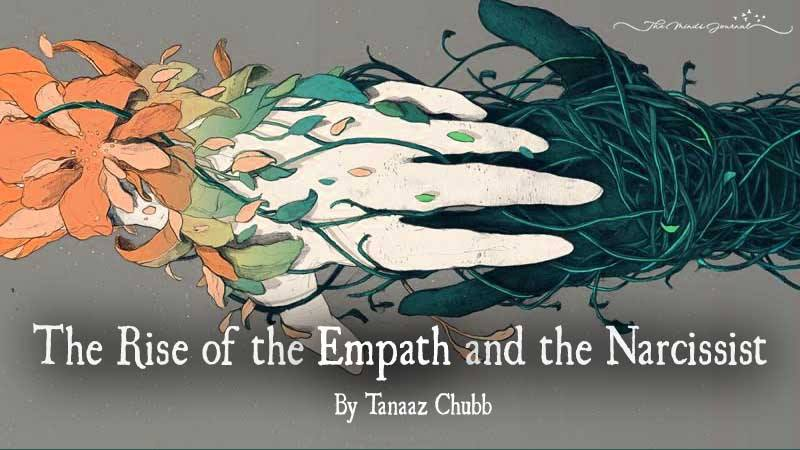 The Rise of the Empath and the Narcissist