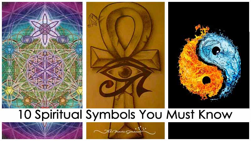 10 Spiritual Symbols You Must Know The Minds Journal
