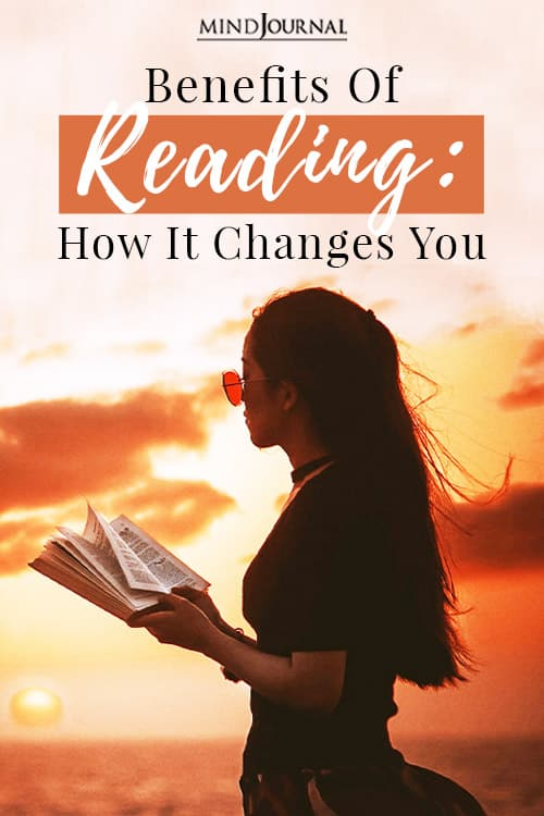 Benefits Reading Changes You Pin