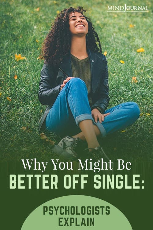 Better Off Single Psychologists Reveal Pin