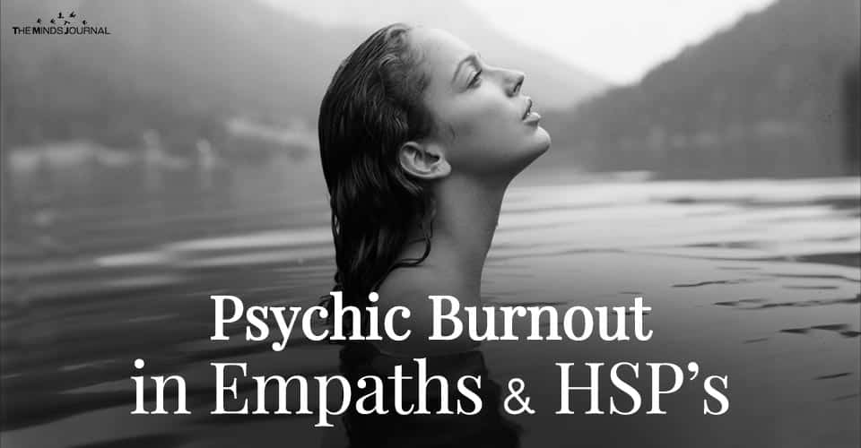 Psychic Burnout in Empaths and HSP's: How Full Is Your Well?