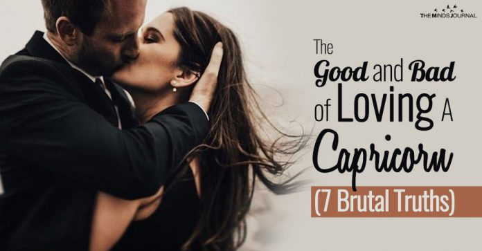 The Good and Bad of Loving A Capricorn (7 Brutal Truths)