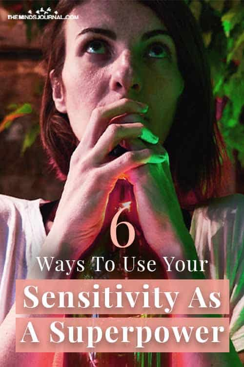 Ways Use Sensitivity as Superpower Pin