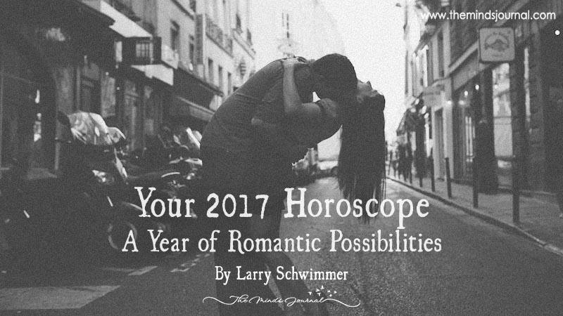 Your 2017 Horoscope- A Year Of Romantic Possibilities