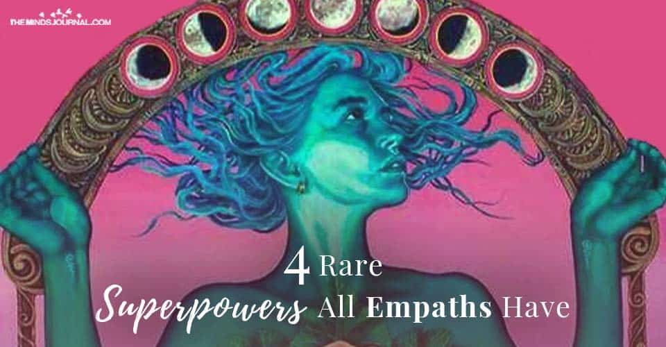 Rare Superpowers Empaths Have