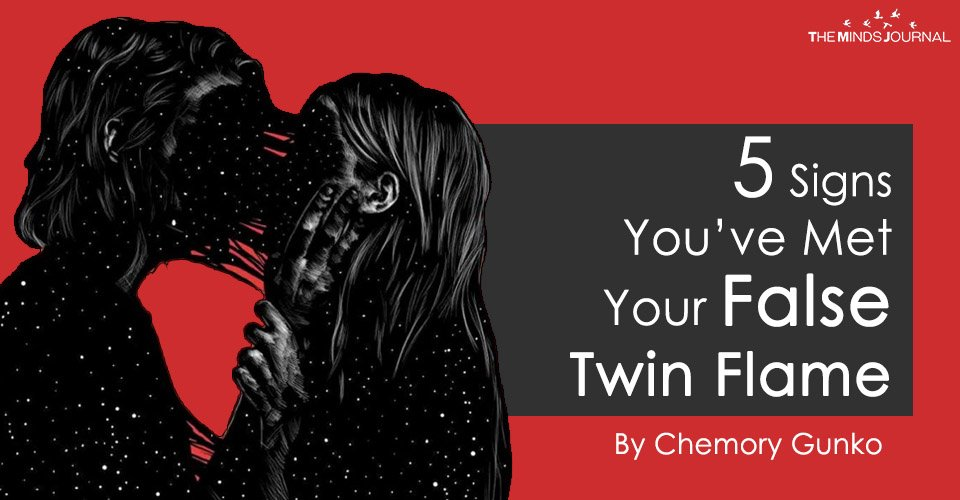 5 Signs You've Met Your False Twin Flame
