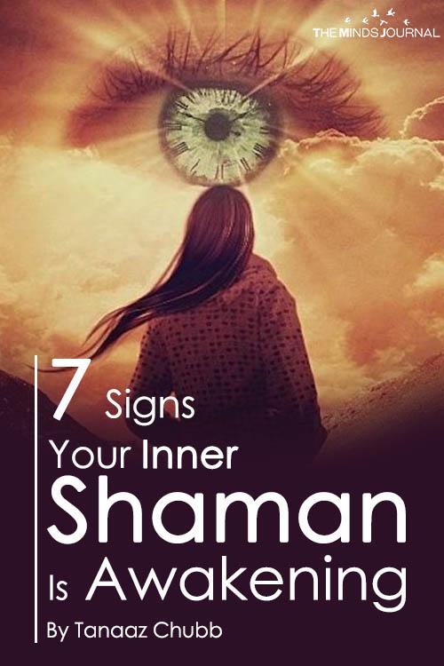 nner Shaman Is Awakening