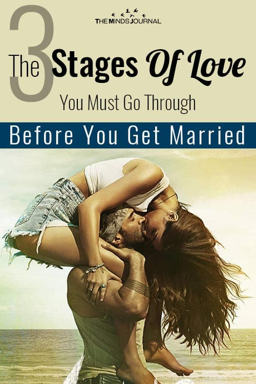 Stages Of Love You pin