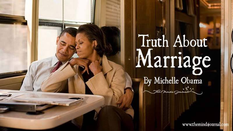 Truth About Marriage: A Post By Michelle Obama That Every Couple Should Read
