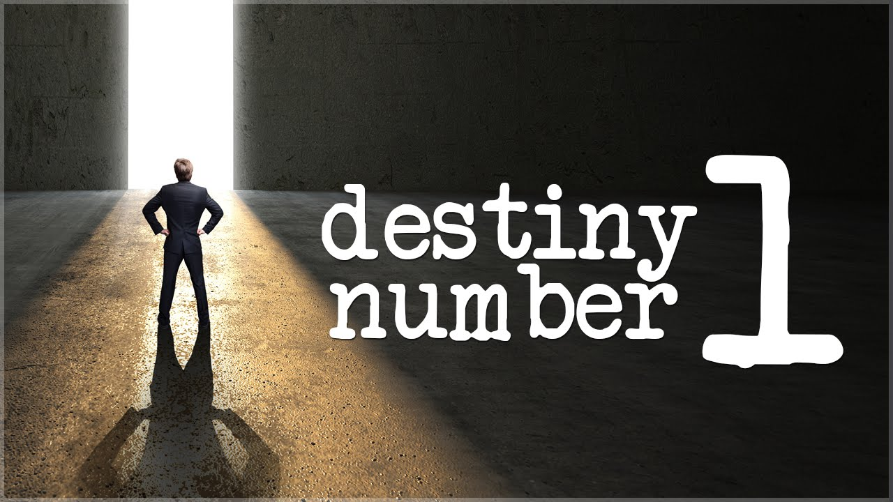how to find my destiny number