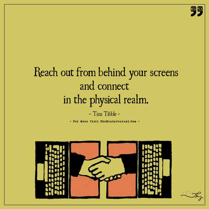 Reach out and Touch Reality