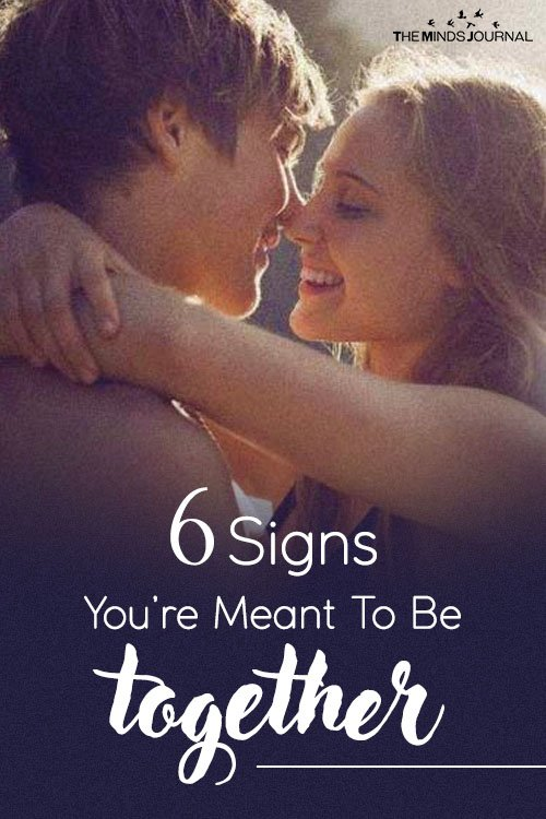 signs you re in love with her