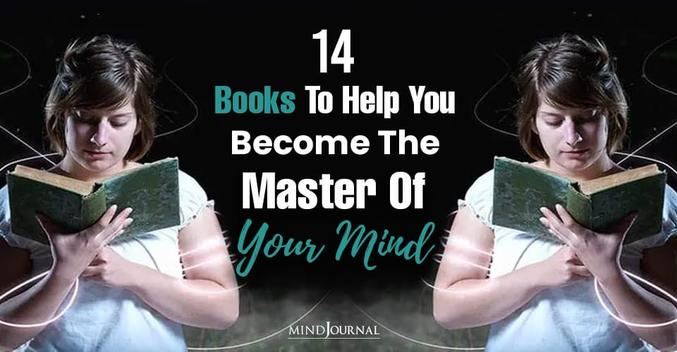 Books Help You Become Master Your Mind