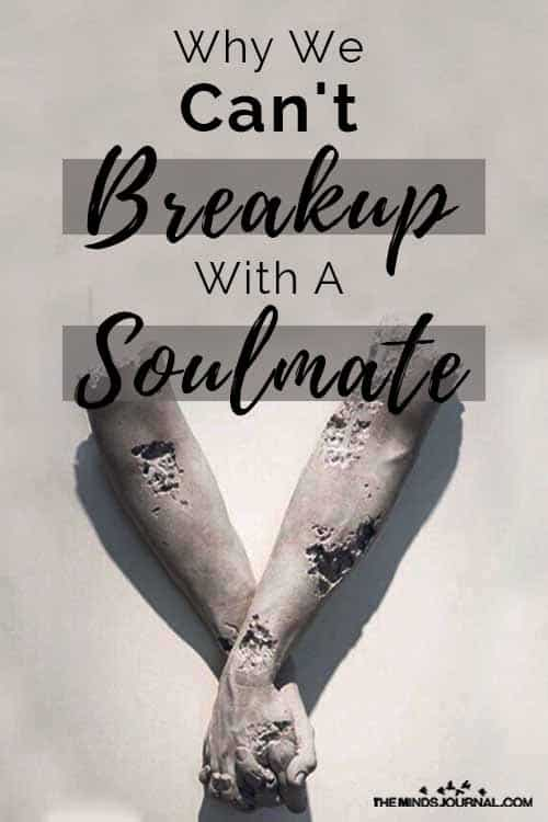 Cant Breakup With Soulmate pin