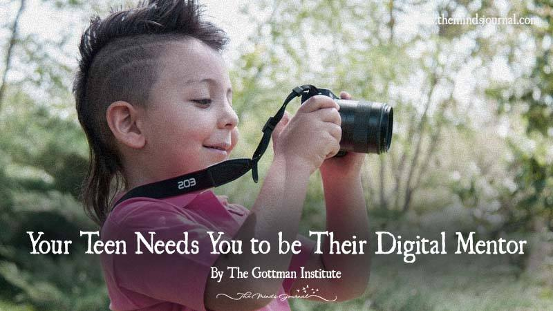 Your Teen Needs You To Be Their Digital Mentor