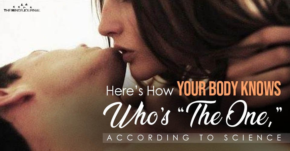 """Here's How Your Body Knows Who's """"The One,"""" According To Science"""