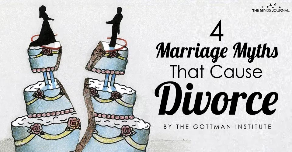 4 Marriage Myths That Cause Divorce