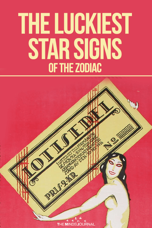 The Luckiest Star Signs of the Zodiac