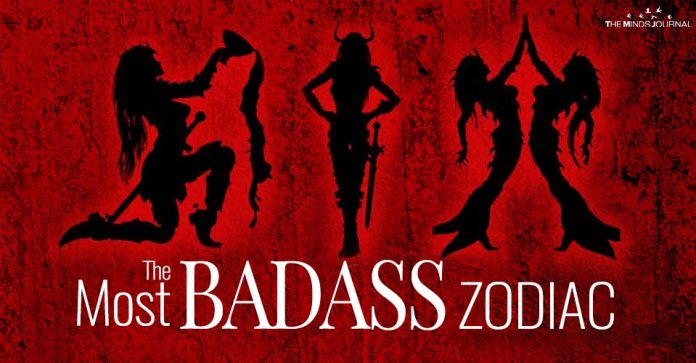 Mirror Mirror On The Wall, Which Zodiac Is The Most Badass Of Them All?