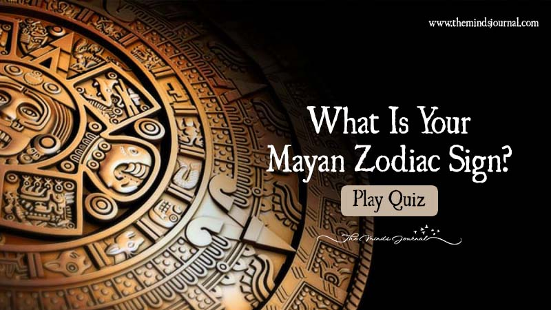 What Is Your Mayan Zodiac Sign The Minds Journal