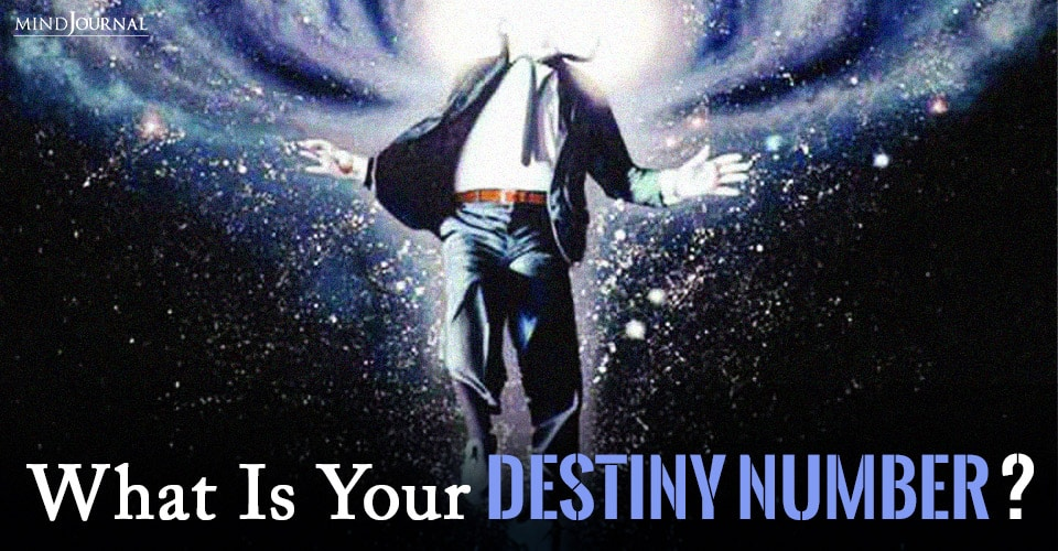your destiny number