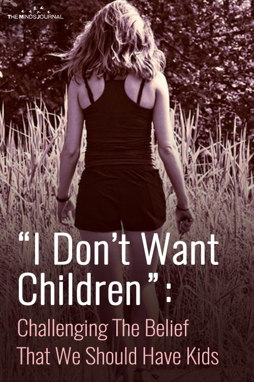 """'I Don't Want Children"""": Challenging The Belief That We Should Have Kids"""