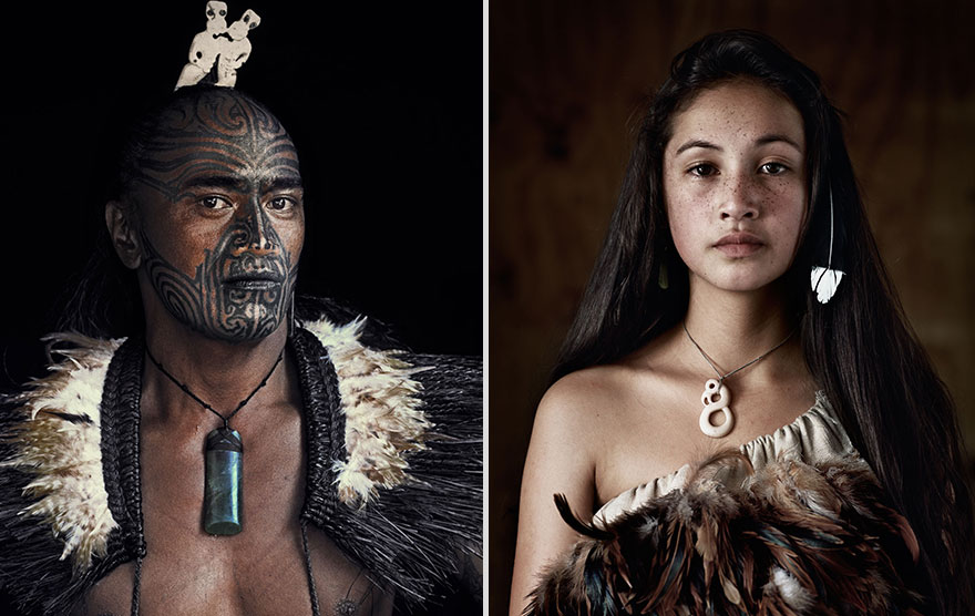 Stunning Portraits Of The World's Remotest Tribes