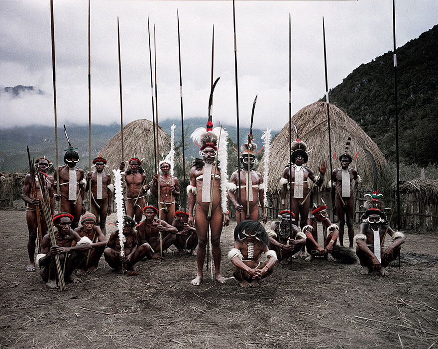 Stunning Portraits Of The World's Remotest Tribes 47