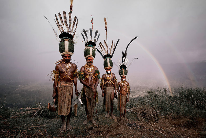 Stunning Portraits Of The World's Remotest Tribes 11
