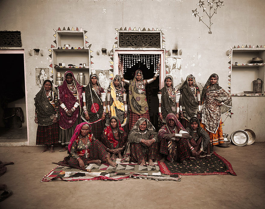 Stunning Portraits Of The World's Remotest Tribes 33