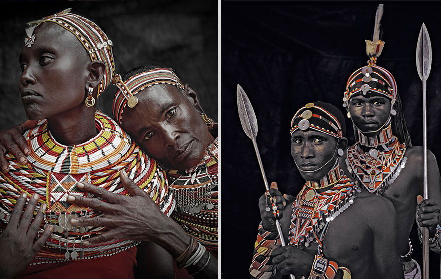 Stunning Portraits Of The World's Remotest Tribes 31