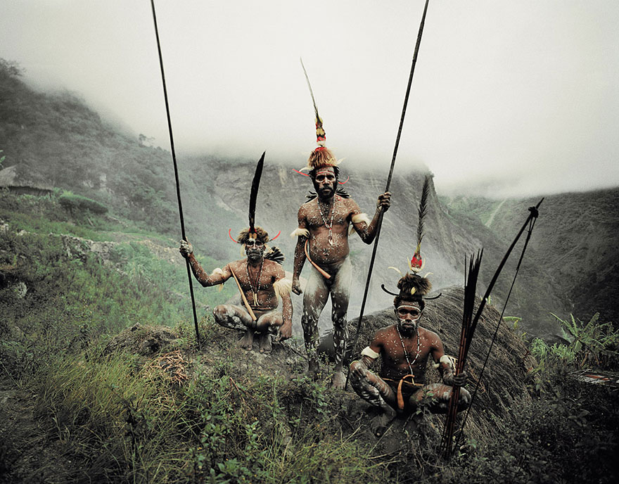 Stunning Portraits Of The World's Remotest Tribes 48