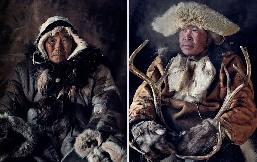 Stunning Portraits Of The World's Remotest Tribes 18
