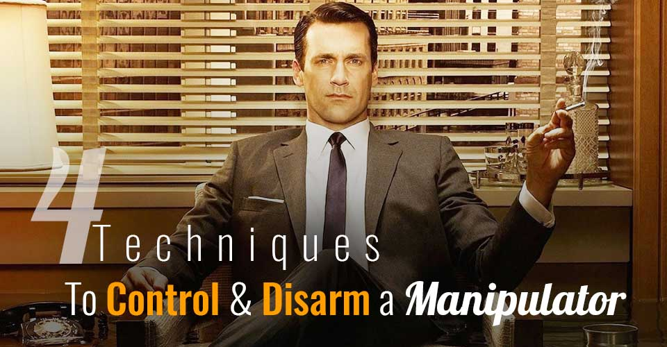 4 Techniques To Control and Disarm a Manipulator