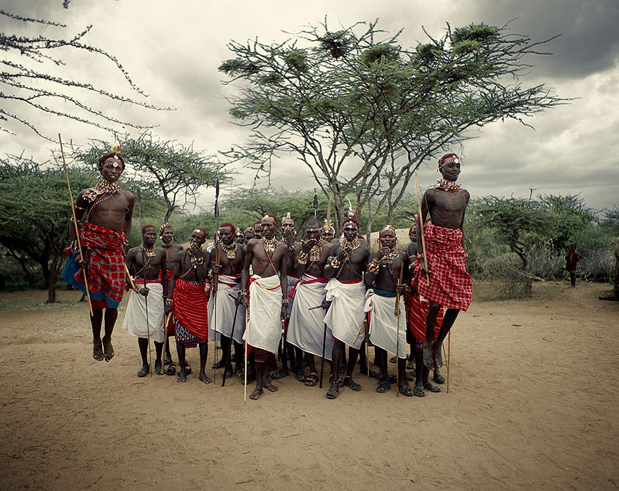Stunning Portraits Of The World's Remotest Tribes 30