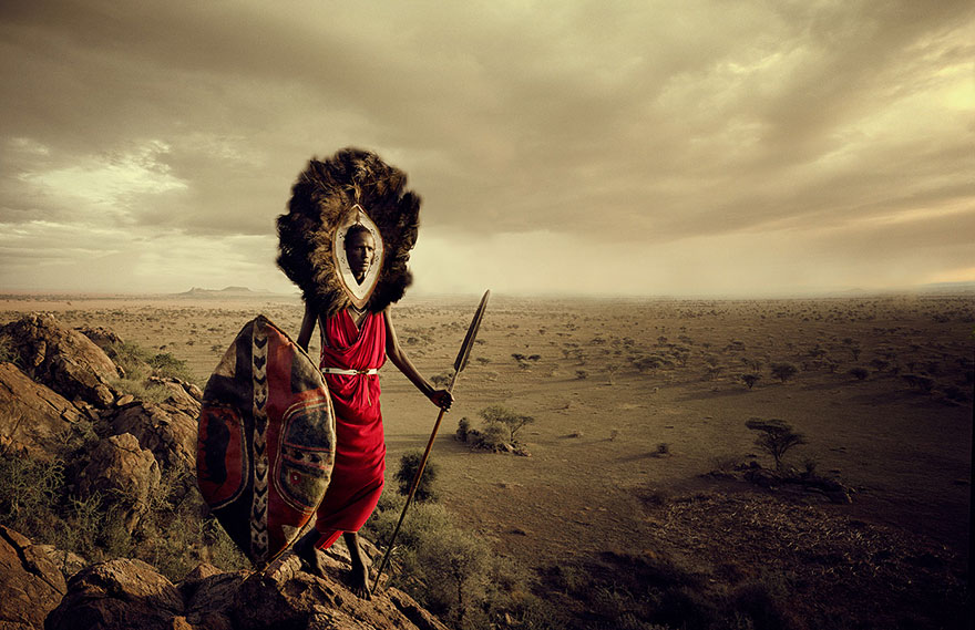 Stunning Portraits Of The World's Remotest Tribes 49