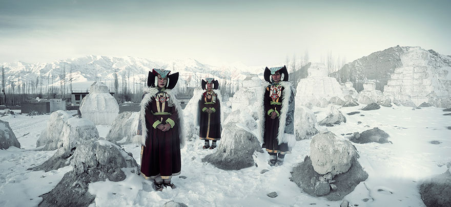 Stunning Portraits Of The World's Remotest Tribes 37