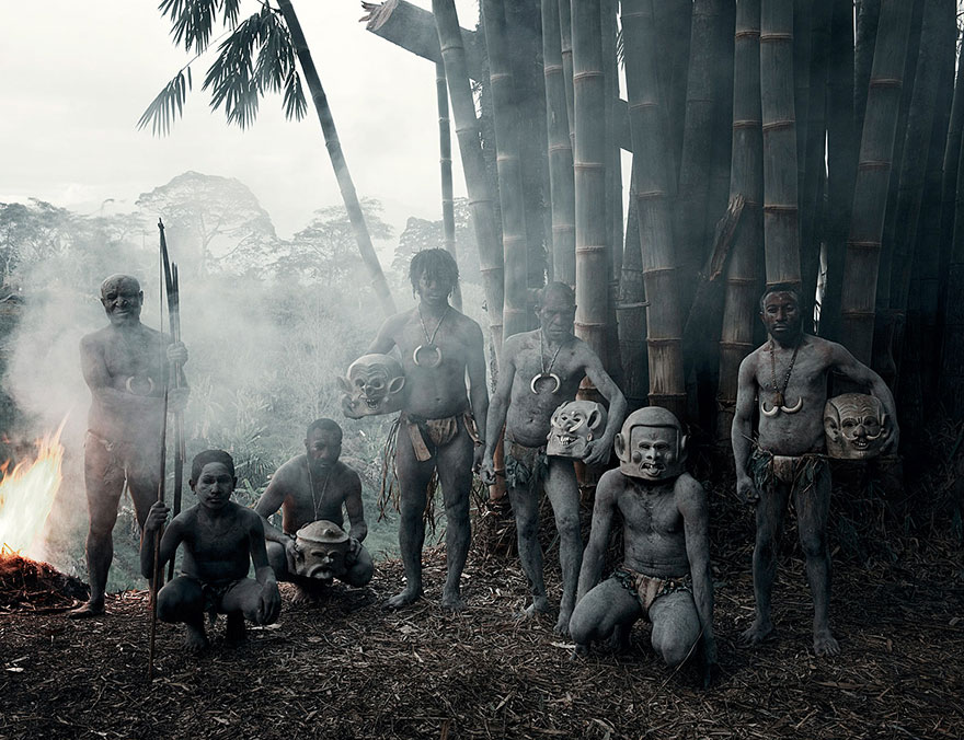 Stunning Portraits Of The World's Remotest Tribes 10
