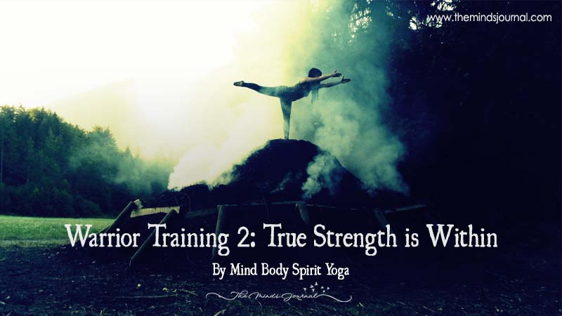 Warrior Training 2: True Strength is Within