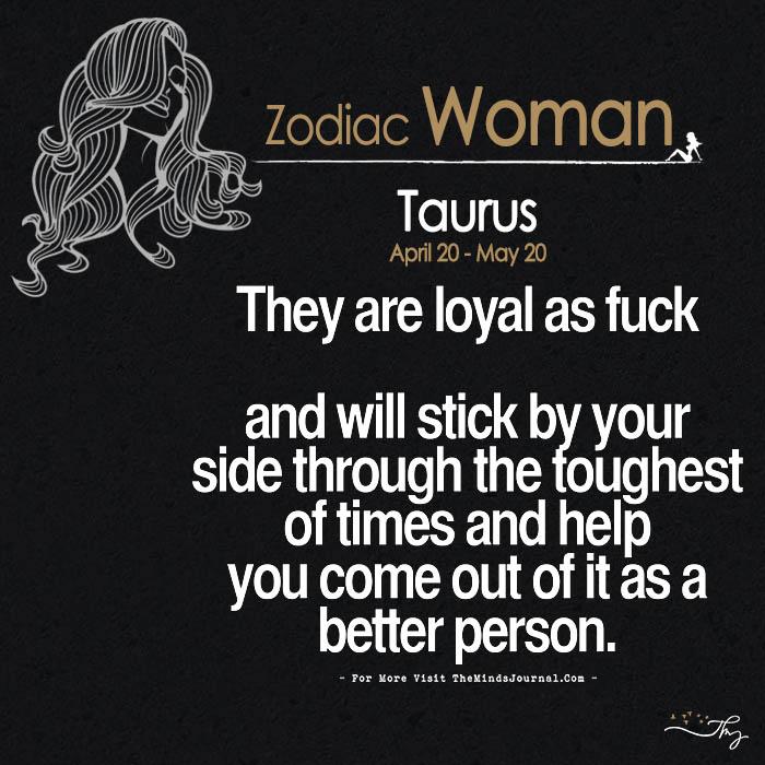 Zodiac Woman