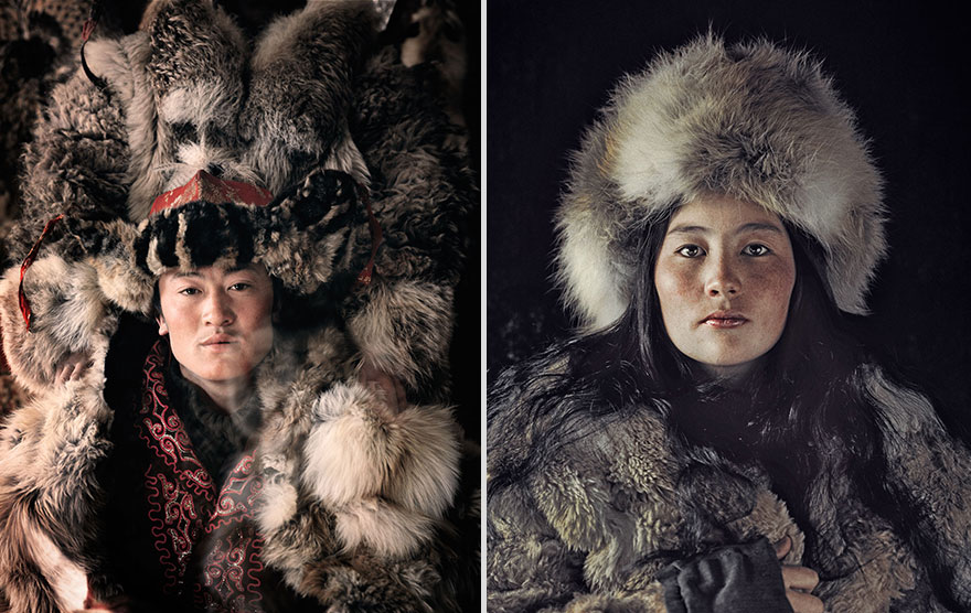 Stunning Portraits Of The World's Remotest Tribes 2