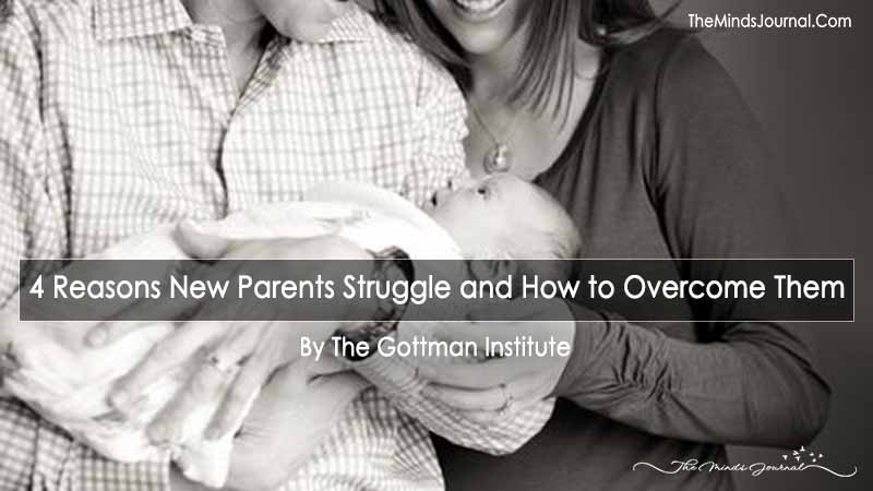 4 Reasons New Parents Struggle and How to Overcome Them