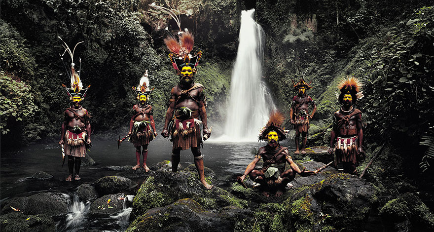 Stunning Portraits Of The World's Remotest Tribes 8